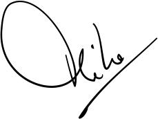 Mike Finding's Signature