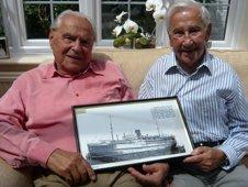 Peter Eden & Willy Field - photo